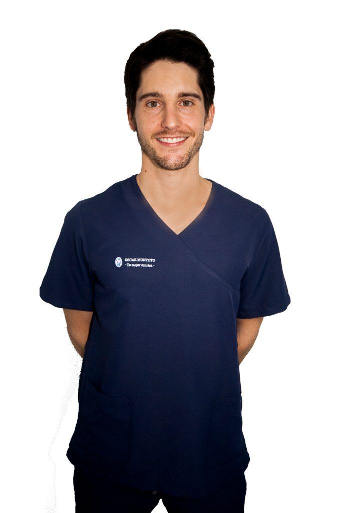 Director de clínica dental Oscar Montoto Vechi