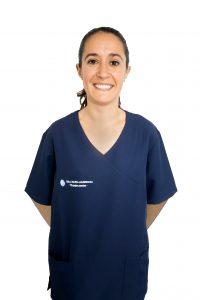 Odontopediatra María Albericio Gil