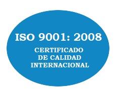 ISO 9001 Certificación