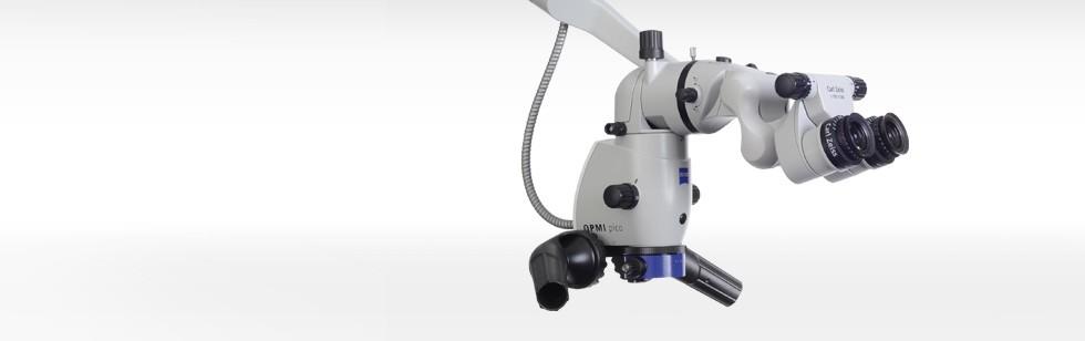 microscopio de endodoncia