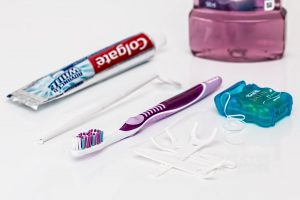 materiales higiene bucodental