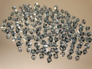 zirconio diamantes de cristal