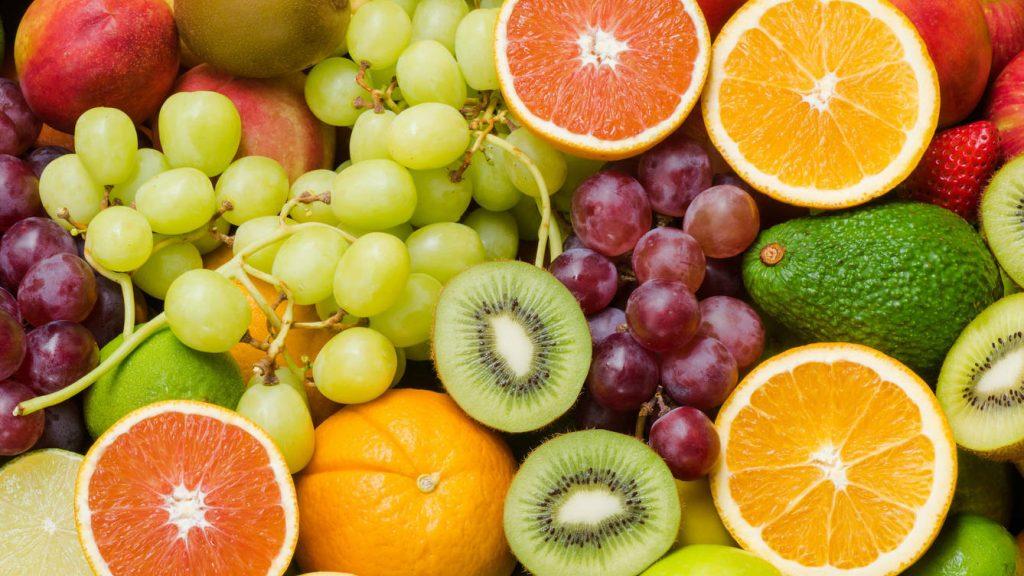 alimentos saludables encias y para el verano
