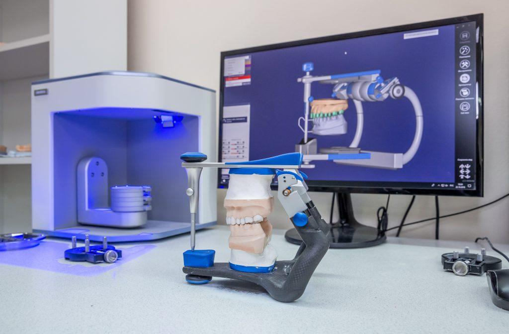 modelado dental 3d