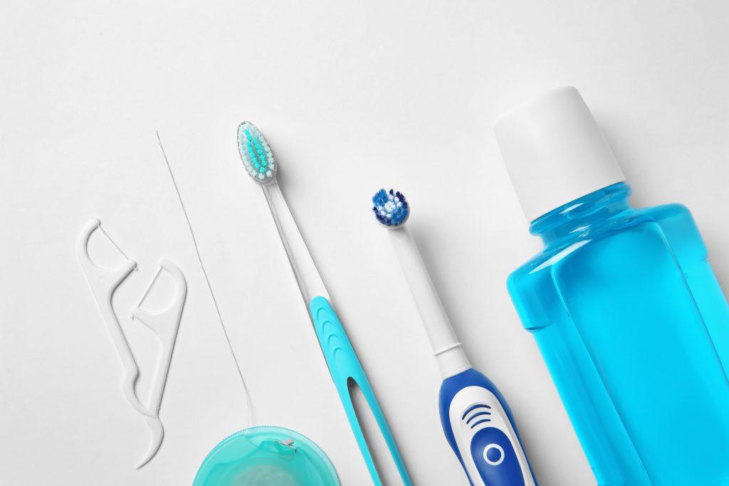 productos higiene bucodental